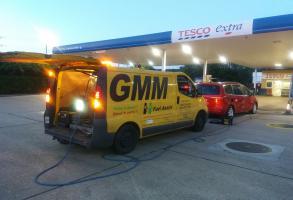 Drain Petrol in Diesel Car