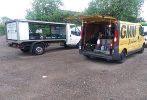 Petrol in Diesel Van Specialists