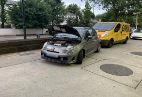 Wrong Fuel in Petrol Car
