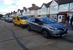 Wrong Fuel in Renault Captur Removed