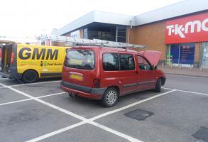 Wrong Fuel in Van Fixed