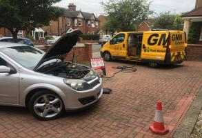 Wrong Fuel in Vauxhall Astra Recovered