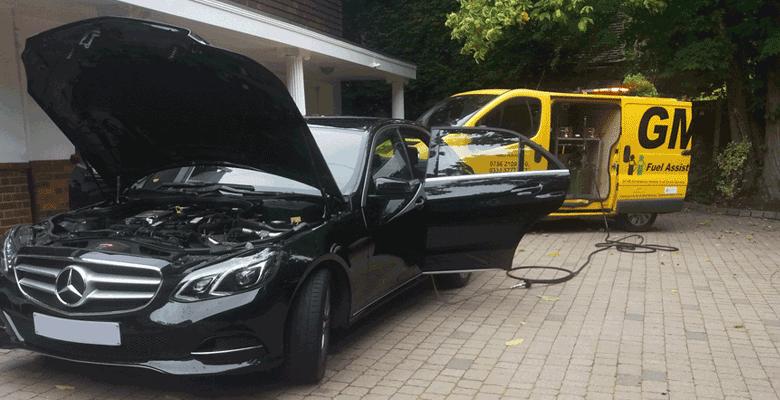 Petrol in diesel