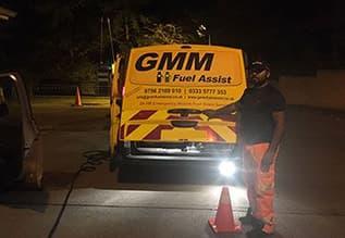 GMM1 Wrong Fuel Assist