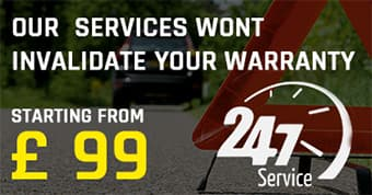 Wrong fuel service for £99